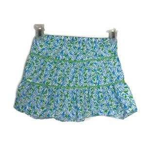 Lilly Pulitzer Blue Skirt 5